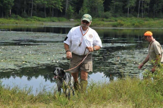 grouse hunting, guide service, lopstick, Pittsburg, NH, New Hampshire