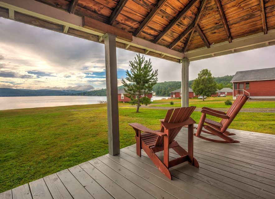 Jackson's Lodge, vermont, lake wallace, vermont lodging, canaan, vt