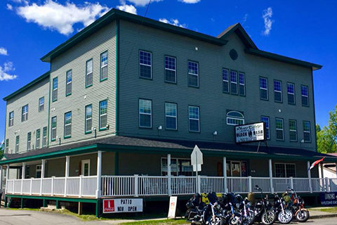 hotels and motels in new hampshire
