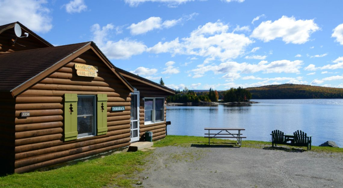 Pittsburg NH cabin rentals