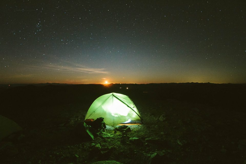 Campgrounds in New Hampshire