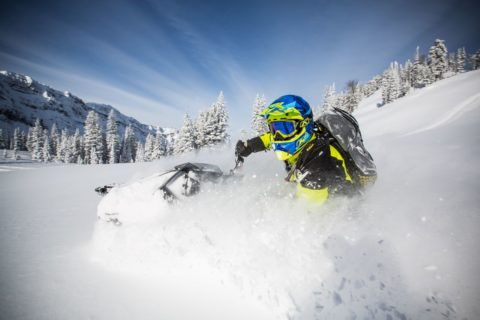 bear rock adventures, polaris adventures, snowmobile, new hampshire, pittsburg, winter, trails