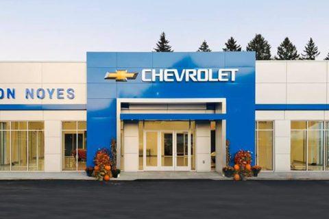 Don Noyes Chevrolet, Colebrook, NH