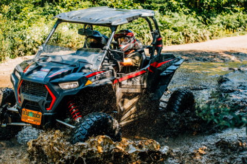 bear rock adventures, pittsburg, NH, New Hampshire, ATV, OHRV, polaris adventures, atv trails, rentals, mud