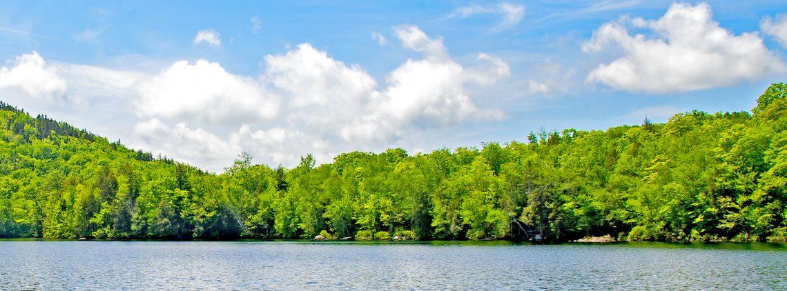 summer, new hampshire, pittsburg, colebrook,