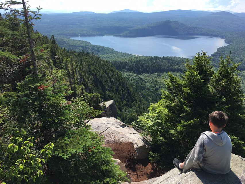 New Hampshire Hikes for Kids